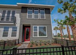 Northridge - Laureate Park at Lake Nona – Townhome Series: Orlando, Florida - David Weekley Homes