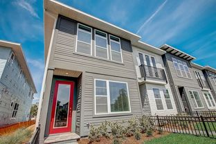 Bellmire - Laureate Park at Lake Nona – Townhome Series: Orlando, Florida - David Weekley Homes