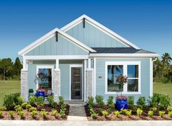 Noble - West End at Nocatee Town Center 40' Rear Load: Ponte Vedra, Florida - David Weekley Homes