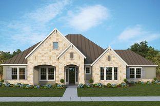Sagewood - Custom Classics - Belle Oaks: Bulverde, Texas - David Weekley Homes