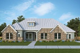 Monterey - Custom Classics - Belle Oaks: Bulverde, Texas - David Weekley Homes