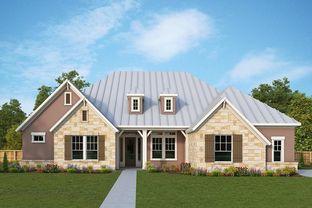 Gabrielle - Custom Classics - Belle Oaks: Bulverde, Texas - David Weekley Homes