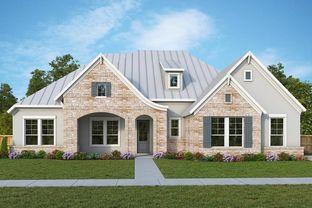 Northstar - Custom Classics - Belle Oaks: Bulverde, Texas - David Weekley Homes