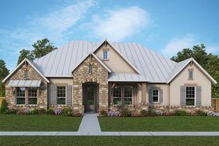 Livingston - Custom Classics - Belle Oaks: Bulverde, Texas - David Weekley Homes