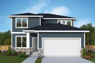 Nokomis - Brayburn Trails - The Village: Dayton, Minnesota - David Weekley Homes