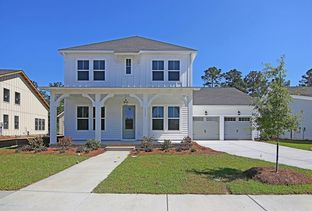 Yates - Point Hope - Village Collection: Charleston, South Carolina - David Weekley Homes