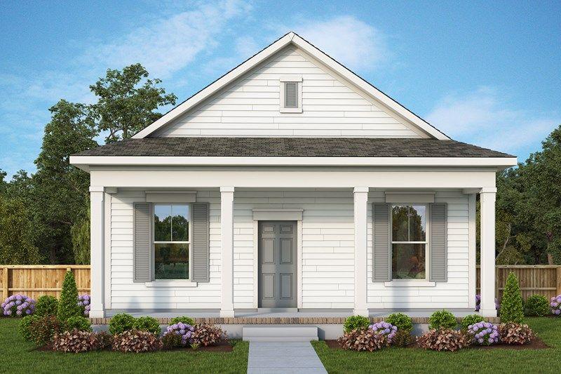 Exterior featured in the Kellicreek II By David Weekley Homes in Charleston, SC