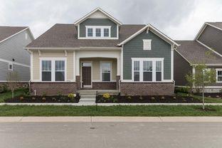 Gammill - Harmony: Westfield, Indiana - David Weekley Homes