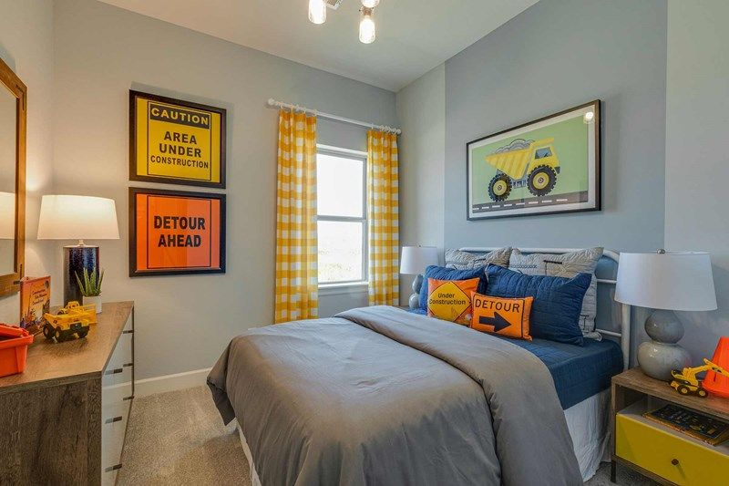 Bedroom featured in the Forreston By David Weekley Homes in Sherman-Denison, TX