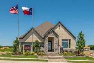 Forreston - Tavolo Park Cottages: Fort Worth, Texas - David Weekley Homes