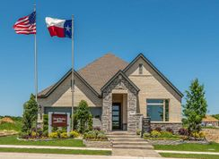 Forreston - High Pointe Cottages: Haltom City, Texas - David Weekley Homes