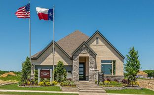 High Pointe Cottages by David Weekley Homes in Fort Worth Texas