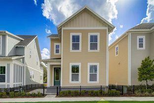 Morningdale - Oakland Park - Courtyard Series: Winter Garden, Florida - David Weekley Homes