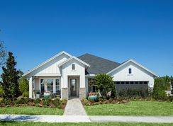 Riverview - Falls at Shearwater - 60': Saint Augustine, Florida - David Weekley Homes