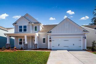 Rivers - Ansley Park: Indian Land, North Carolina - David Weekley Homes