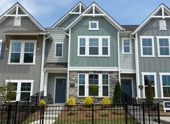 Clayhill - Villa Heights - Townhome Collection: Charlotte, North Carolina - David Weekley Homes
