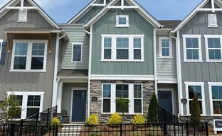 Villa Heights - Townhome Collection by David Weekley Homes in Charlotte North Carolina