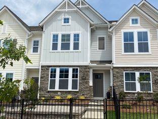 Parkmont - Villa Heights - Townhome Collection: Charlotte, North Carolina - David Weekley Homes