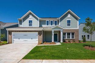 Landry - WestShore: Denver, North Carolina - David Weekley Homes