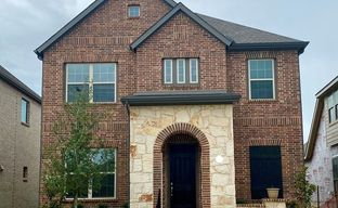 Lakes of River Trails - Gardens by David Weekley Homes in Fort Worth Texas