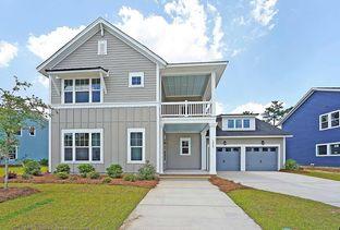 Jordan - Point Hope - Village Collection: Charleston, South Carolina - David Weekley Homes