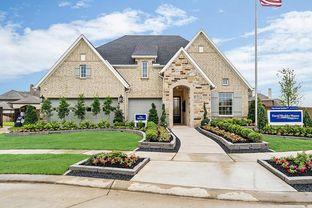 Birkshire - StoneCreek Estates: Richmond, Texas - David Weekley Homes