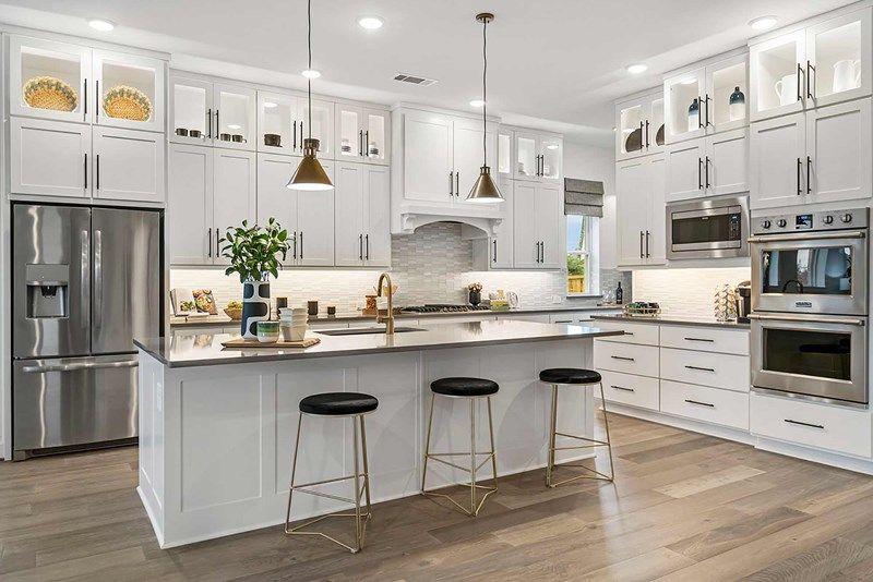 Kitchen featured in the Birkshire By David Weekley Homes in Houston, TX