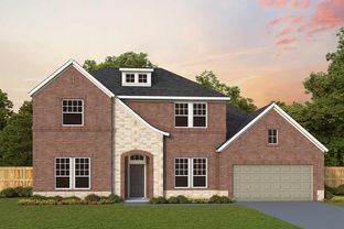 Griswold - Build on Your Lot - Central: Houston, Texas - David Weekley Homes