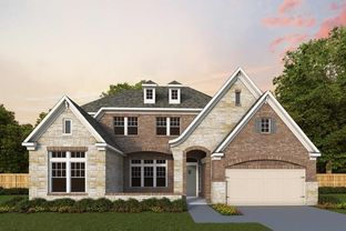 Burris - Build on Your Lot - Central: Houston, Texas - David Weekley Homes