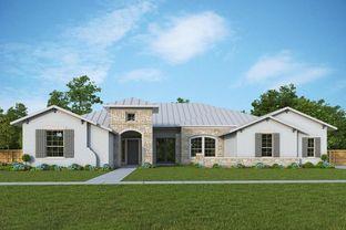 Stonecrest - Custom Classics - Belle Oaks: Bulverde, Texas - David Weekley Homes