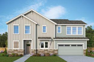 Corbett - Edgewood: Hillsboro, Oregon - David Weekley Homes