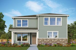 Amberglen - Edgewood: Hillsboro, Oregon - David Weekley Homes