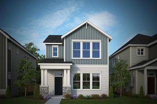 Sidney - Reed's Crossing – The Villas Series: Hillsboro, Oregon - David Weekley Homes