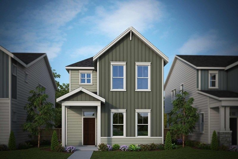 Exterior featured in the Sidney By David Weekley Homes in Portland-Vancouver, OR