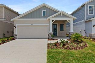 Carlotta - Persimmon Park - Garden Series: Wesley Chapel, Florida - David Weekley Homes