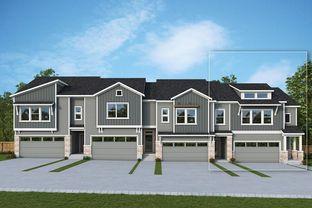 Oakwood - Briar Chapel Townhomes: Chapel Hill, North Carolina - David Weekley Homes