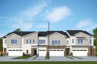 Mahoney - Briar Chapel Townhomes: Chapel Hill, North Carolina - David Weekley Homes