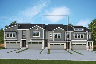 Wainwright - Briar Chapel Townhomes: Chapel Hill, North Carolina - David Weekley Homes