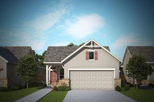 Frisco - Berry Creek - Hidden Oaks: Georgetown, Texas - David Weekley Homes