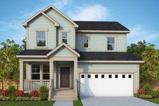 Granada - Chatham Park: Pittsboro, North Carolina - David Weekley Homes