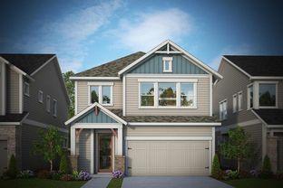 Keagan - The Oaks on Chisholm Trail - 38': Round Rock, Texas - David Weekley Homes