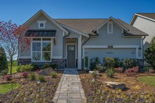 Gilmore - The Retreat at Sterling on the Lake 48': Flowery Branch, Georgia - David Weekley Homes