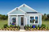 West End at Nocatee Town Center 40' Rear Load by David Weekley Homes in Jacksonville-St. Augustine Florida