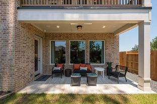 Ellison - Wellman Manor: Shenandoah, Texas - David Weekley Homes