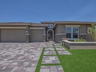 Marigold - Sunset Ridge at Vistancia: Peoria, Arizona - David Weekley Homes