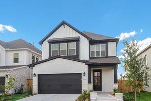 Carnegie - Veranda 40': Richmond, Texas - David Weekley Homes