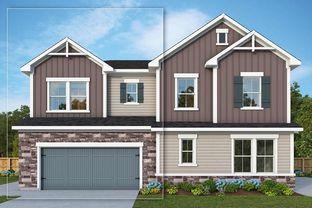 Gentry - Paired Villas at Ridgeview: Highland, Utah - David Weekley Homes