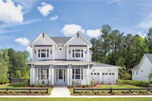 Keaton - Point Hope - Village Collection: Charleston, South Carolina - David Weekley Homes