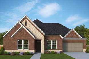 Bakersfield - The Reserve at Chapel Hill: Flower Mound, Texas - David Weekley Homes