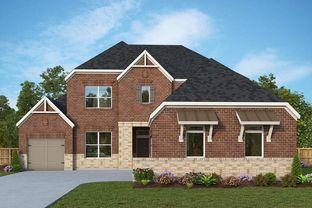 Lawton - The Reserve at Chapel Hill: Highland Village, Texas - David Weekley Homes